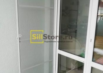 Москитная сетка на ПВХ дверь
